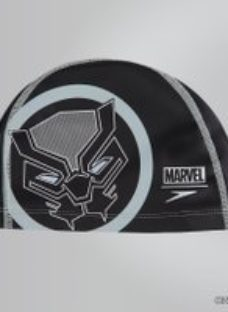 Kids Marvel Black Panther Junior Pace Cap