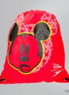 Kids Disney Mickey Mouse Wet Kit Bag