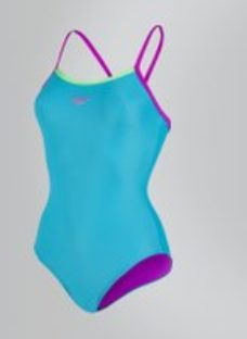 Thinstrap Muscleback Swimsuit