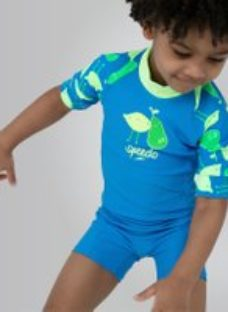 Kids Essential All In One Suit