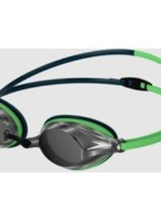 Adult Vengeance Mirror Goggles Green - One Size